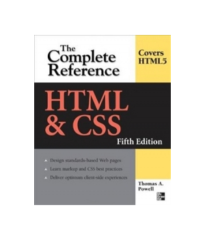 HTML & CSS: The Complete Reference, 5th Edition