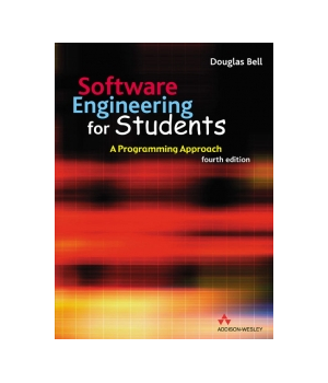 Software Engineering for Students, 4th edition