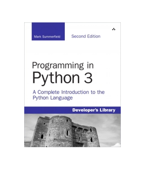 Programming in Python 3, 2nd Edition