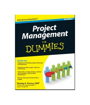 Project Management For Dummies, 3rd Edition