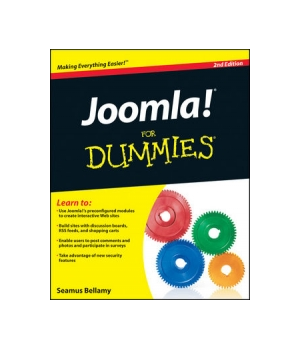 Joomla! For Dummies, 2nd Edition