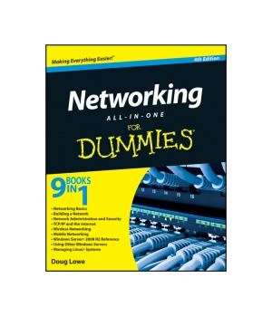 Networking All-in-One For Dummies, 4th Edition