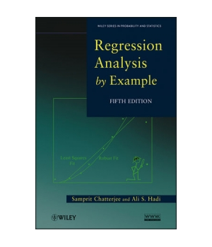 Regression Analysis by Example, 5th Edition