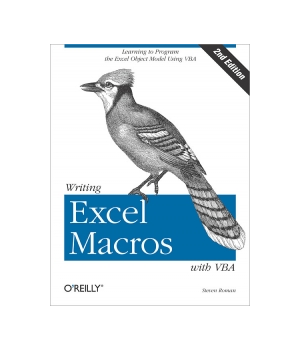 Writing Excel Macros with VBA, 2nd Edition