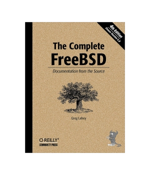 The Complete FreeBSD, 4th Edition