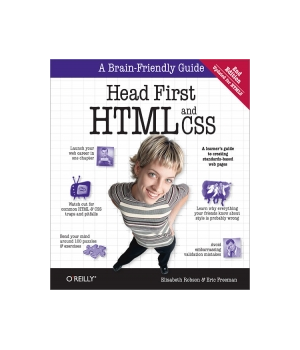 Head First HTML and CSS, 2nd Edition