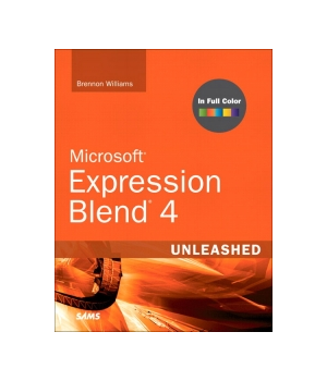 Microsoft Expression Blend 4 Unleashed It Books border=