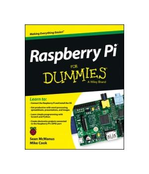 Raspberry Pi For Dummies Free Download Pdf Epub Mobi border=