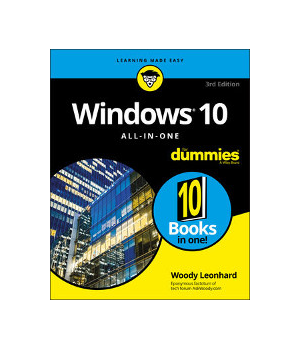Windows 10 All In One For Dummies 3rd Edition It Books