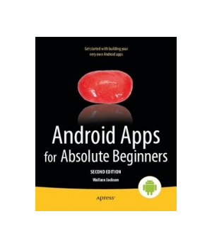Android Apps for Absolute Beginners, 2nd Edition