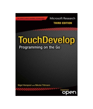 TouchDevelop, 3rd Edition