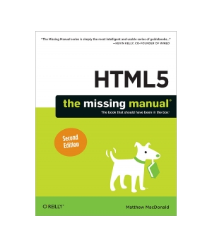 HTML5: The Missing Manual, 2nd Edition
