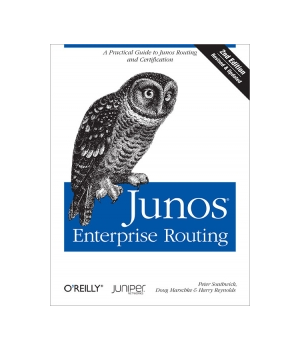 Junos Enterprise Routing, 2nd Edition