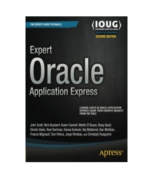 Expert Oracle Application Express, 2nd Edition