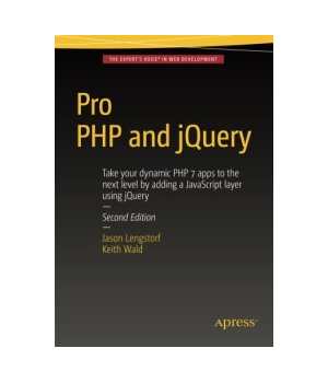 Pro PHP and jQuery, 2nd Edition