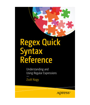 Regex Quick Syntax Reference