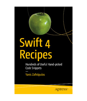 Swift 4 Recipes
