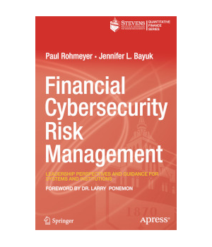 Financial Cybersecurity Risk Management