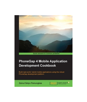 PhoneGap 4 Mobile Application Development Cookbook