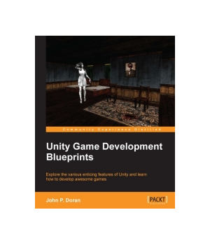 Unity Game Development Blueprints