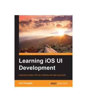 Learning iOS UI Development