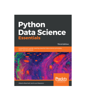 Python Data Science Essentials, 3rd Edition