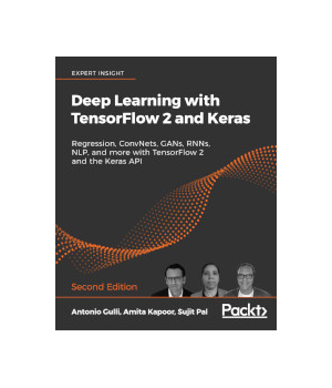 Deep Learning with TensorFlow 2 and Keras, 2nd Edition