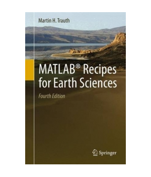 MATLAB Recipes for Earth Sciences, 4th Edition